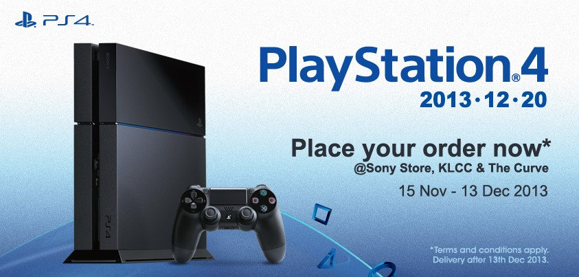 ps4 malaysia release date