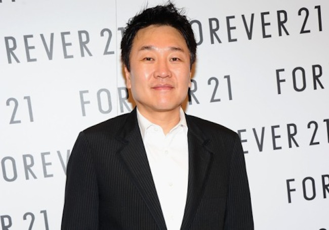 Forever 21 founder Do Won Chang
