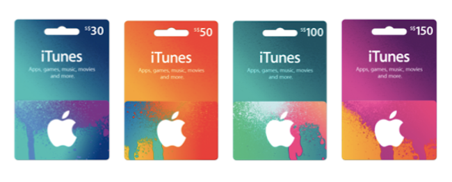 Apple Gift Card - Apple