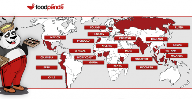 foodpanda world