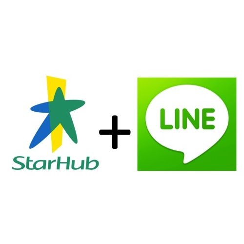 StarHub unveils Singapore's first LINE mobile pre-paid plan