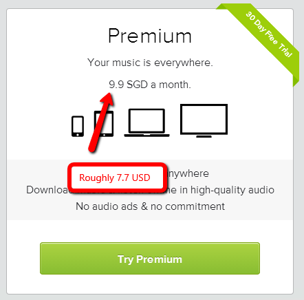 PH] Why You Should Try Globe's GoSurf Plan With Free Spotify, for