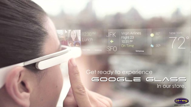 Google Glass CD-R King Philippines