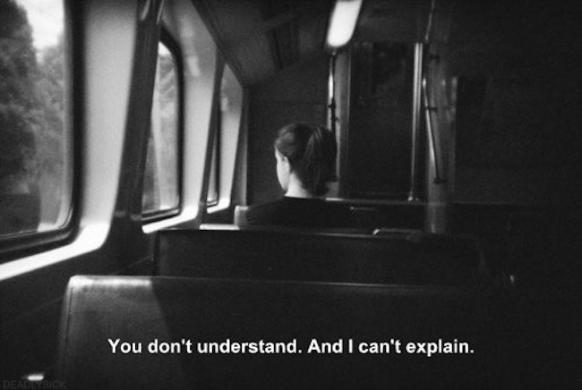 cant understand