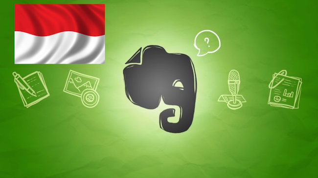 evernote indonesia