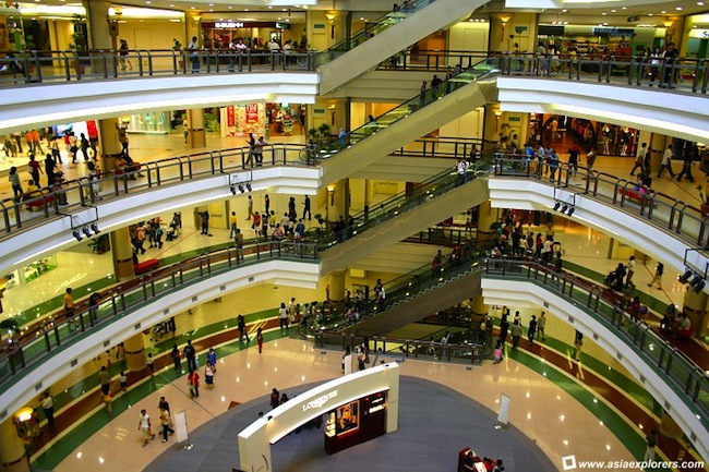 Utama Shopping Centre (Image Credit - News World 247)