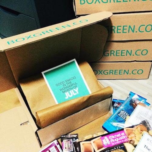 july boxgreen