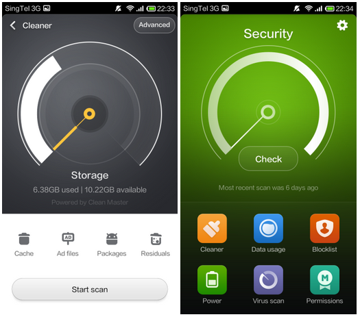 xiaomi security app