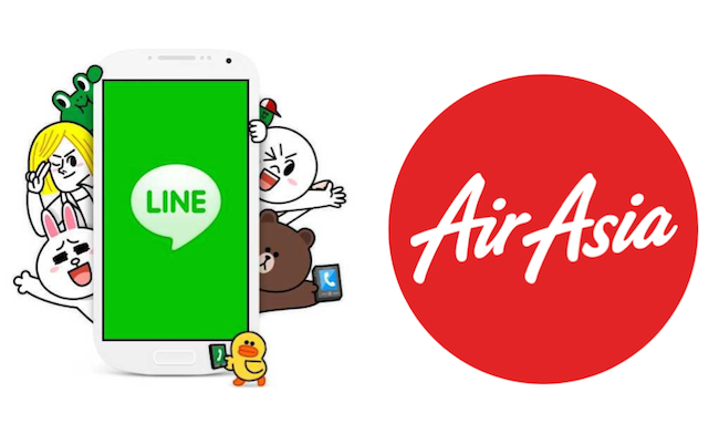 LINE AirAsia Official Account