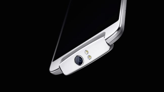 """""""The OPPO N1 is the ultimate selfie smartphone"""" - TODAY"""