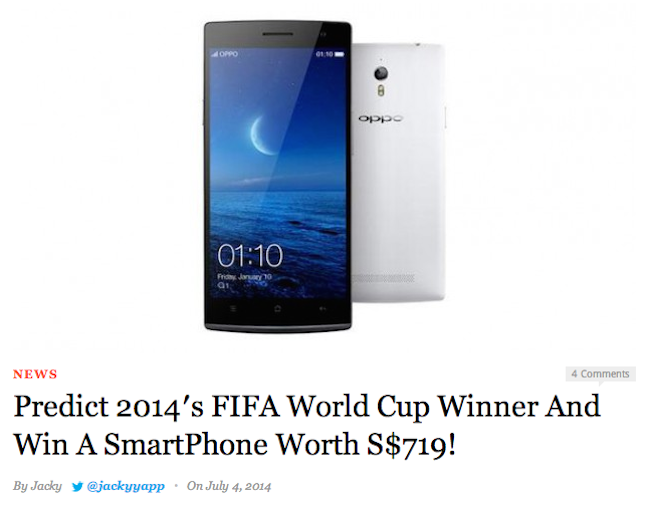 OPPO World Cup