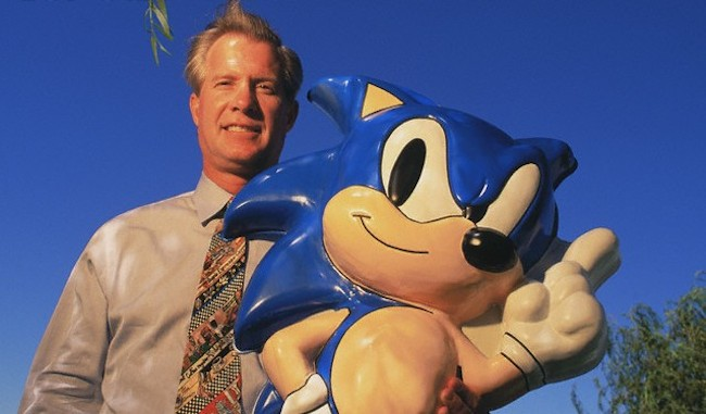 Tom Kalinske, former CEO Sega of America
