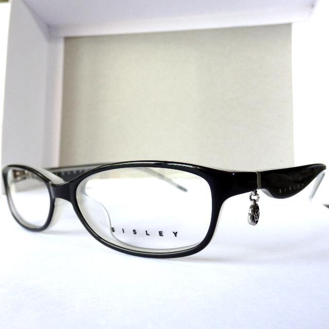 Image Credit: The Tiny Island Emporium (SISLEY, Black Frame with Steel Rose Trinket  Transparent Inner Finish)
