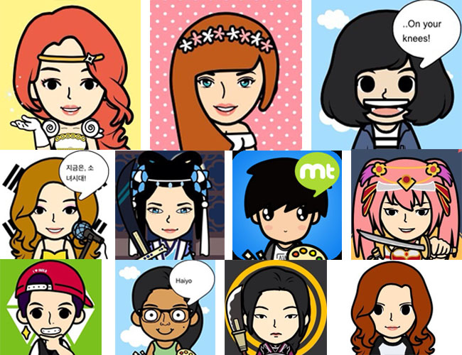 See A New Side Of Yourself With Faceq The Viral Avatar Mobile App