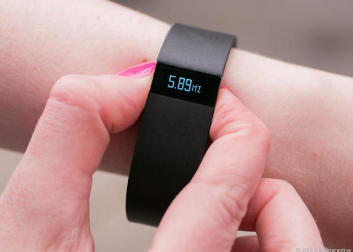 FitBit. Image Credit: CNet
