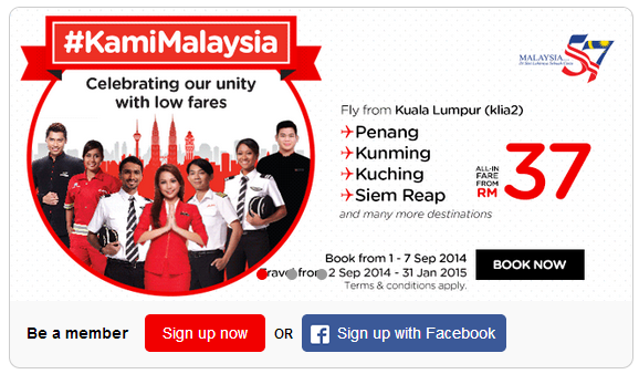 Image Credit: Air Asia
