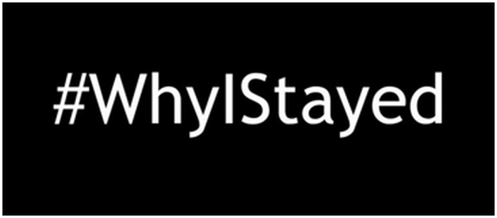 Viral Hashtags #WhyIStayed and #WhyILeft Will Leave Victim