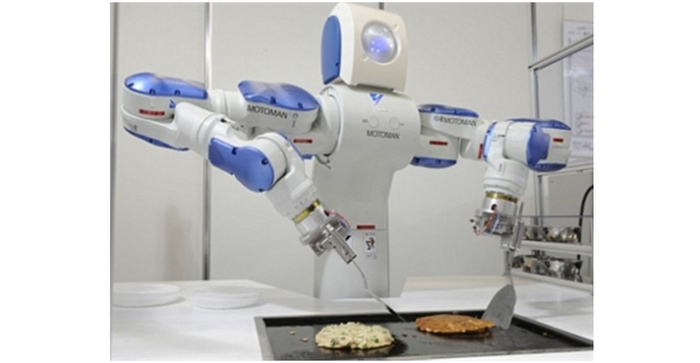 Fancy a robot-cooked burger?