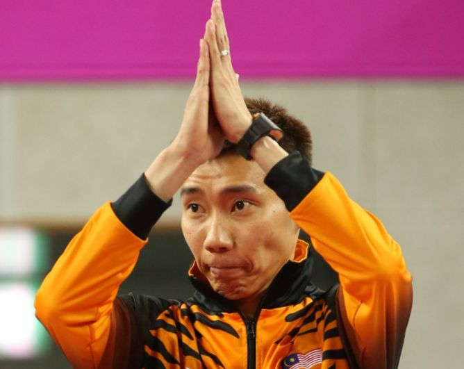 lee chong wei why being Scrollin trending on bhagat badminton star lee chong wei claims even he was approached by fixers emerged last week that two malaysian players are being.