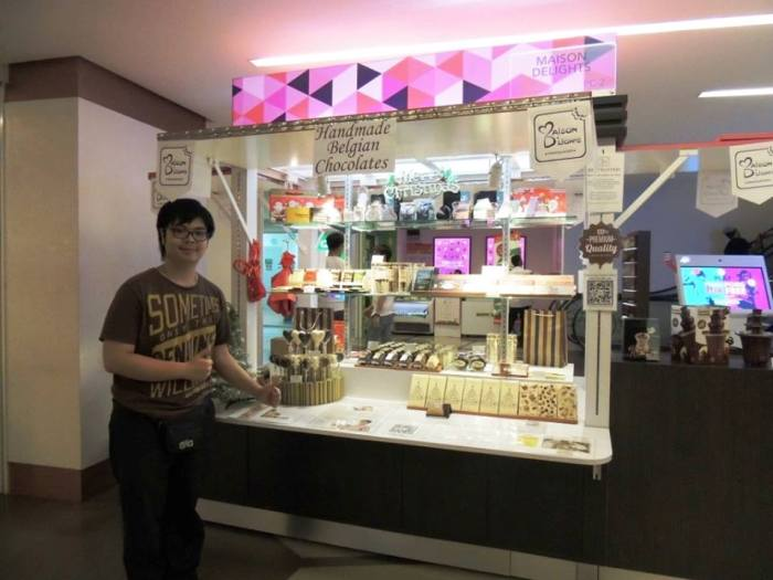 M'sianspiration] 24-Year-Old Chocolatier Wants To Be M'sia's Very