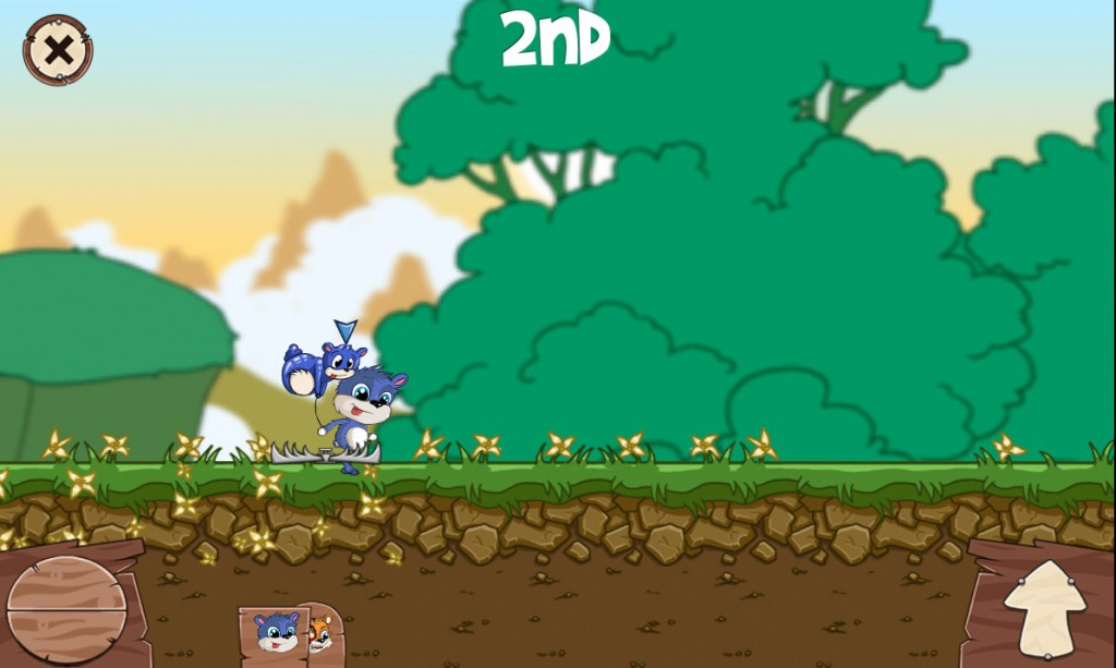 Fun Run 2: Ballon as a 'second life'