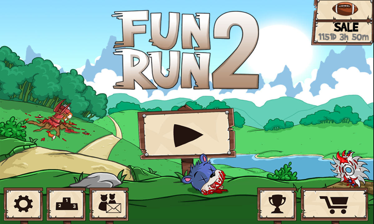 Newly Released Fun Run 2 Rockets, Shields And Everything You Need To Know