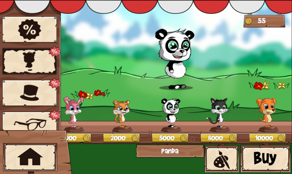 Fun Run 2: Brand new avatars to choose from