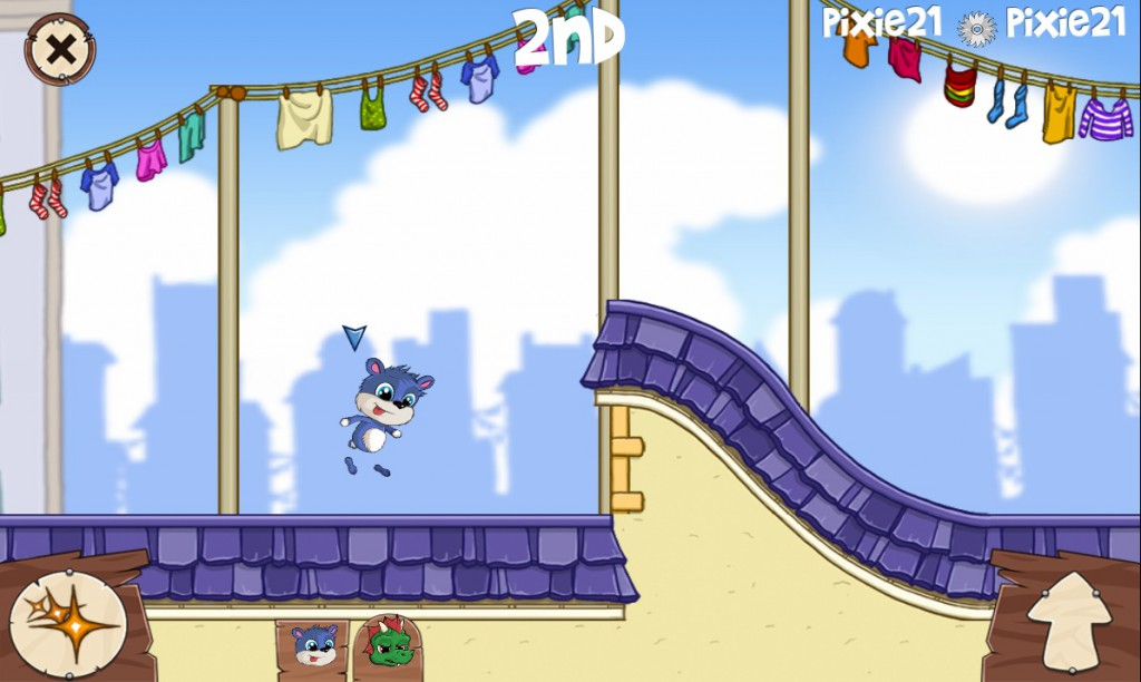 Fun Run 2: Legs getting tired but the stars will guide me home