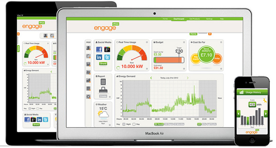 Engage Efergy App