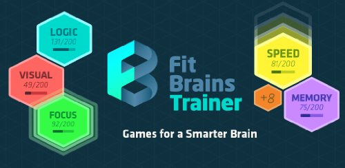 Fit Brains Trainer app