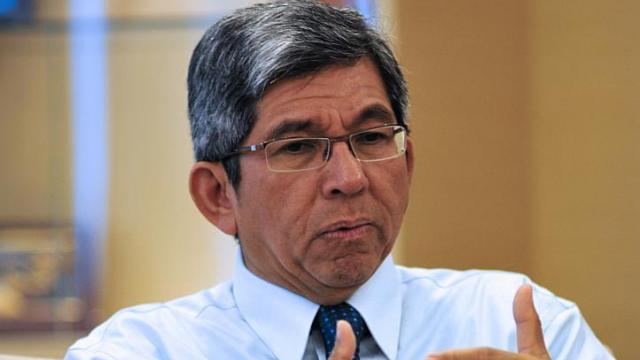 Dr Yaacob Ibrahim, who will be Minister-in-charge of Cyber Security. Image Credit: Straits Times