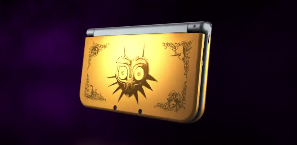This will be one highly sought after 3DS (Image Credit: Kotaku)