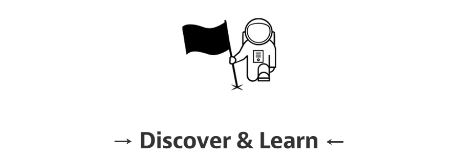 Discover & learn