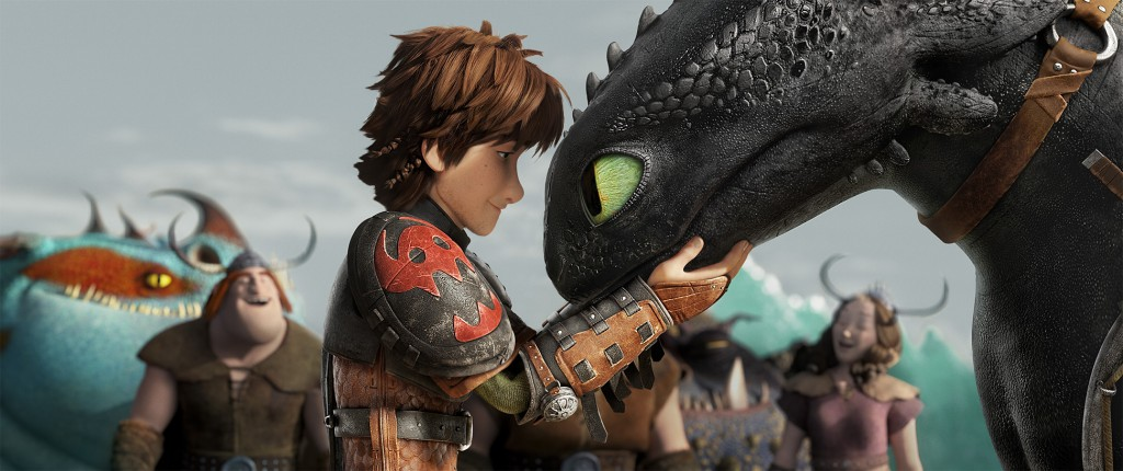 How to Train Your Dragon was also possible only with the help of Photoshop
