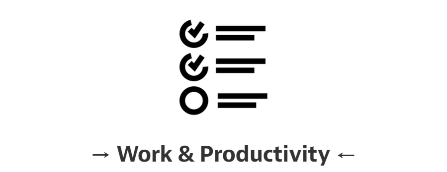 Work & Productivity