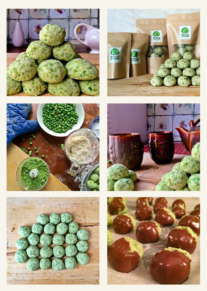 Image Credit: Green Pea Cookie