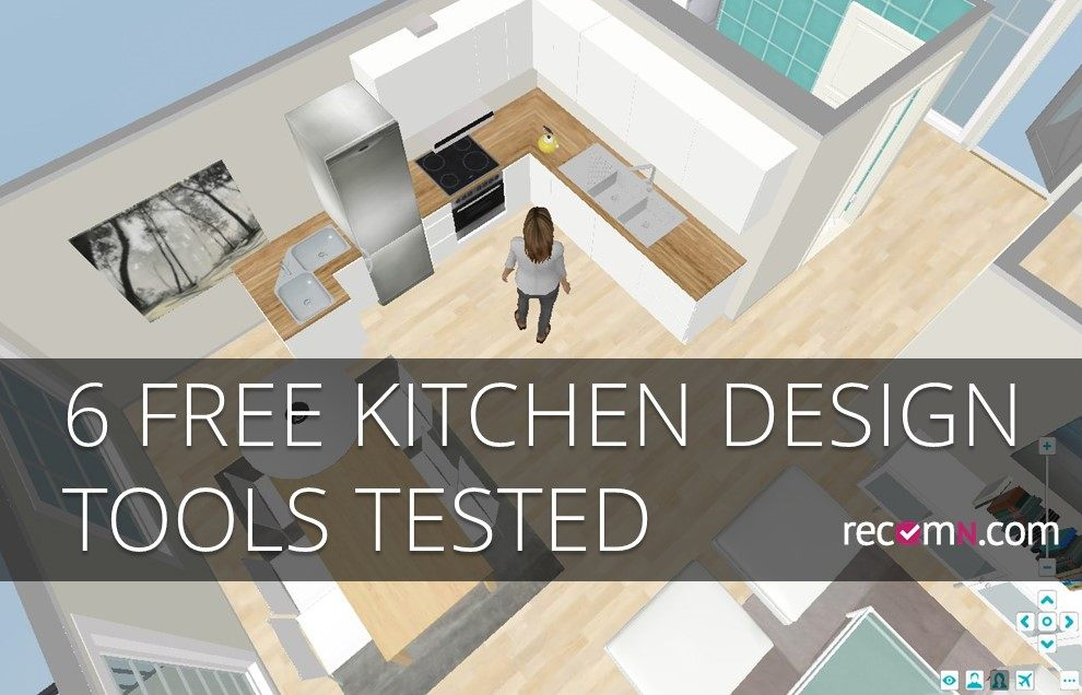 How To Design Your Kitchen design your kitchen for free: six online 3d tools tested - vulcan