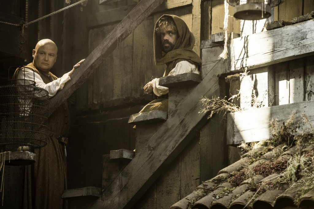 Tyrion Lannister (pictured right). Image Credit: HBO