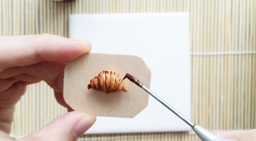 Miniature Croissant (Image Credit: Aiclay)