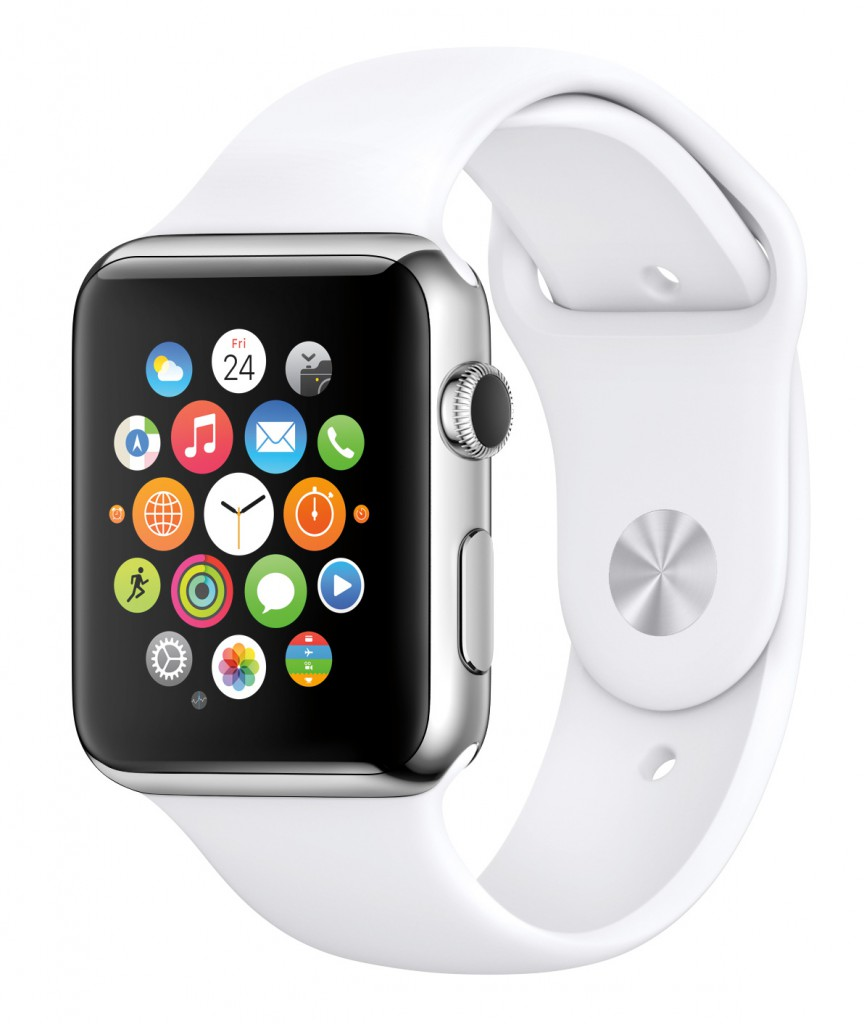 Apple Watch Fluoroelastomer plastic strap