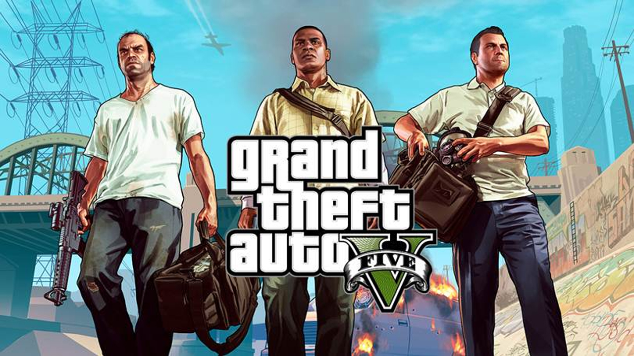 Grand Theft Auto V: Welcome To The World Of Los Santos