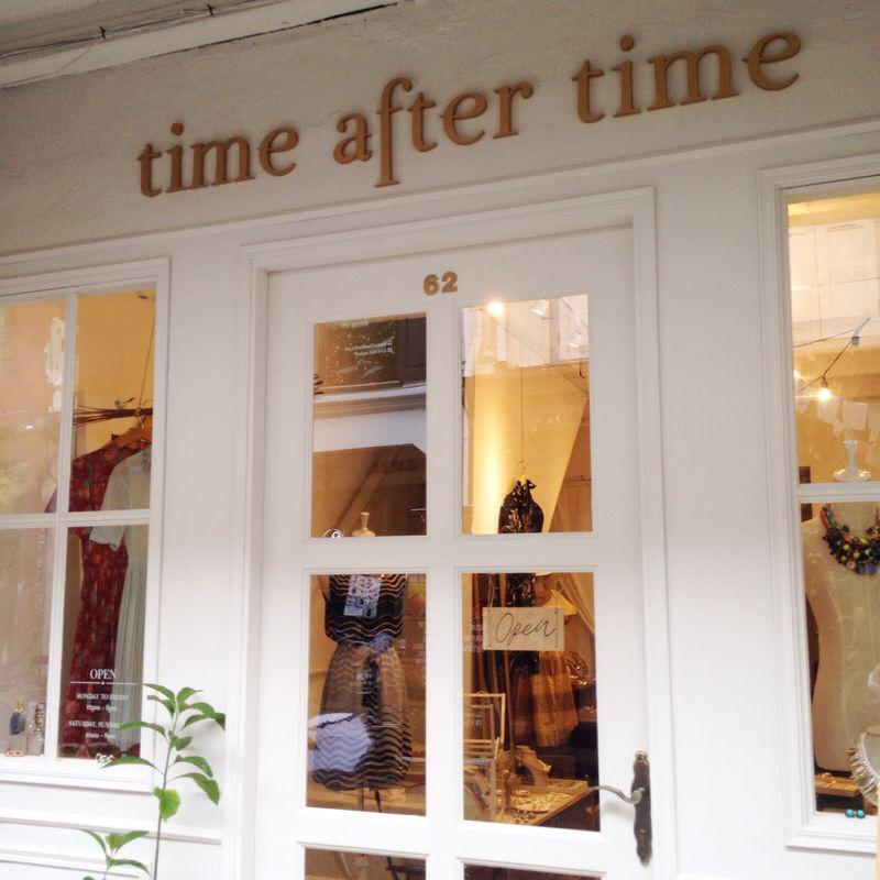 Time After Time (62 Haji Lane) (Image Credit: Time After Time)