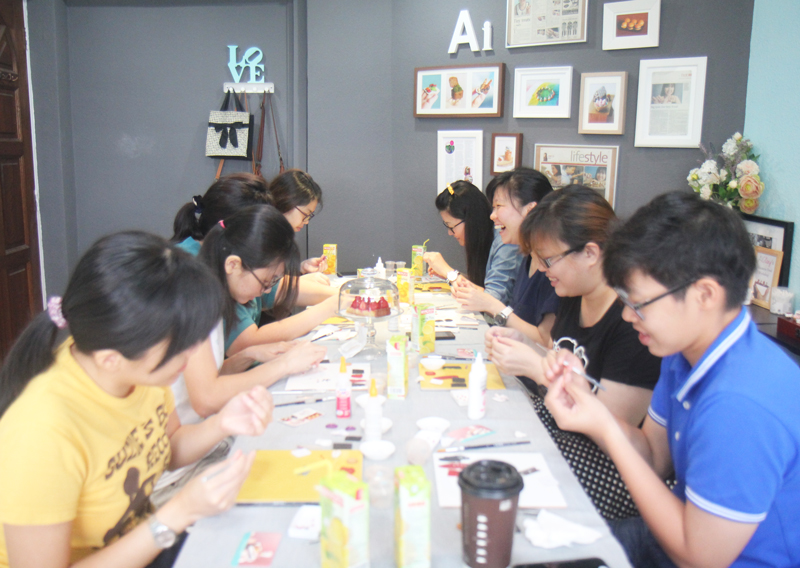 AiClay's Miniature Food Workshop (Image Credit: AiClay)