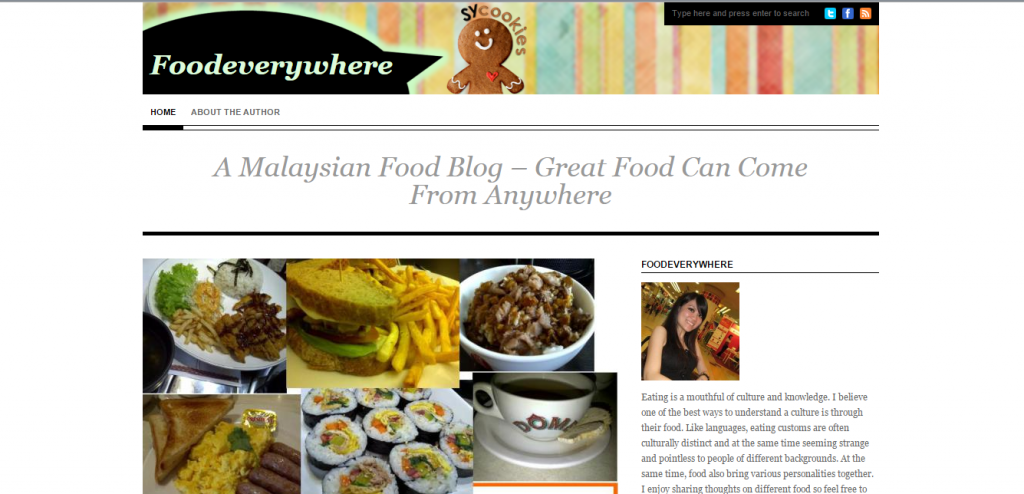 10 malaysian food bloggers for reliable reviews image credit sycookies forumfinder Gallery
