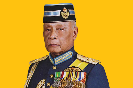 His Royal Highness Sultan of Pahang, Sultan Abu Bakar