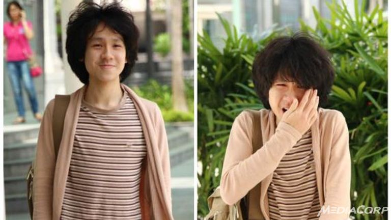 Yee was hit by a stranger while on his way to court at one of his previous hearings. (Image Credit: Channel NewsAsia)