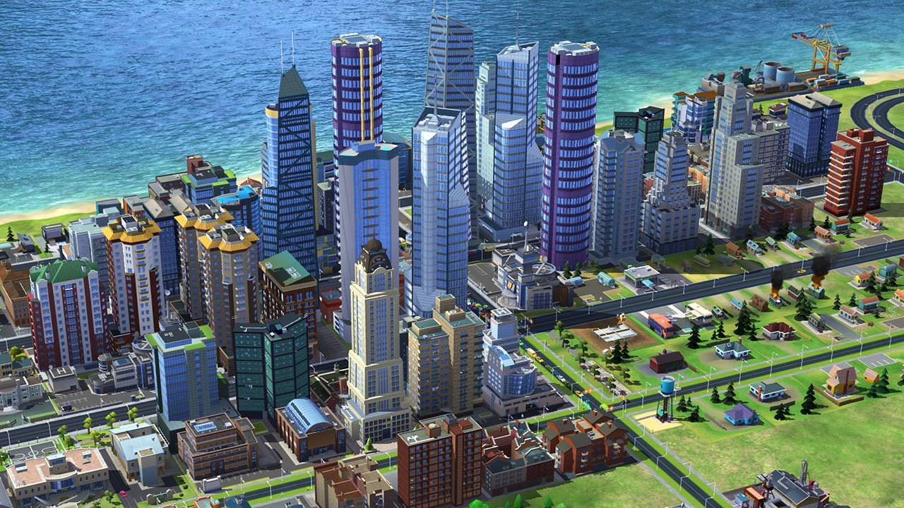 How to be a pro at simcity buildit tips and tricks for Build a building online