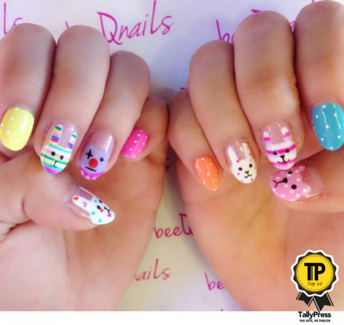Malaysia 39 s top 10 nail salons for A q nail salon