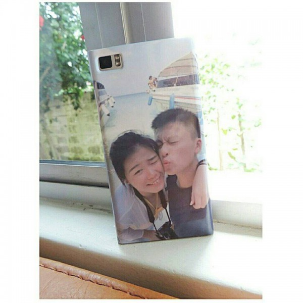 Beautiful personalised phone covers by Just In Case.