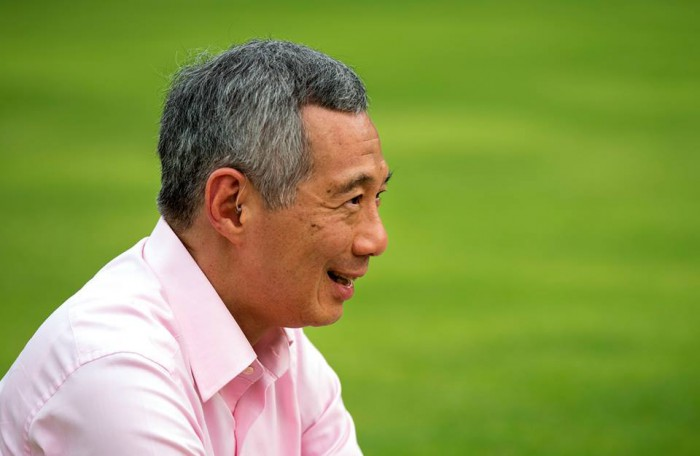 Image Credit: Lee Hsien Loong Facebook (Photo by Terence Tan)